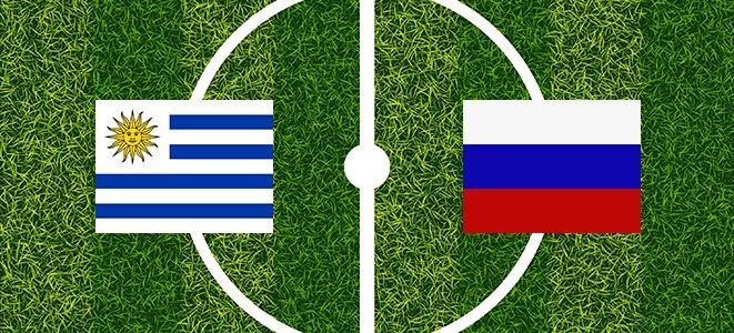 uruguay russland - WM 2018 Russland gegen Uruguay Perwij Kanal smotret online